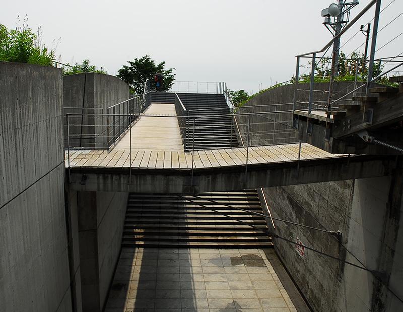 亀老山展望台02