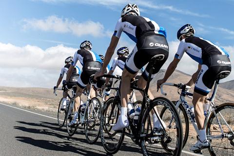 サイクリングチーム