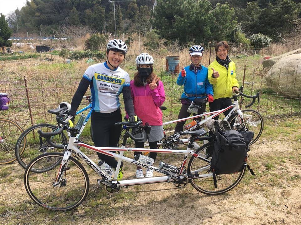 二人乗り自転車035