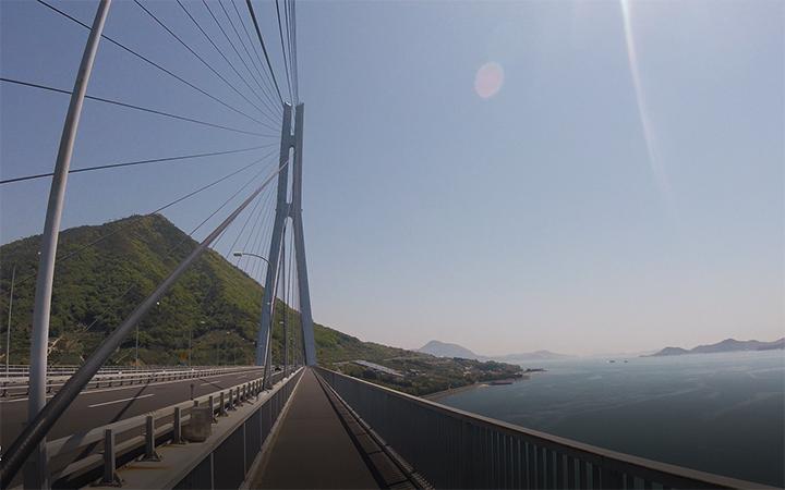 多々羅島からの風景