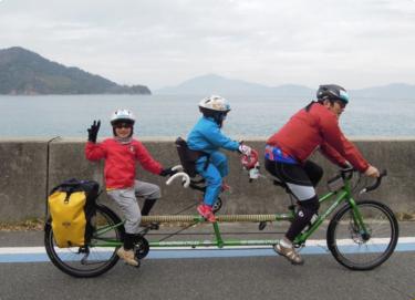 しまなみ海道って二人乗りできるの?はじめての二人乗り自転車。心配ならこんなツアーも。
