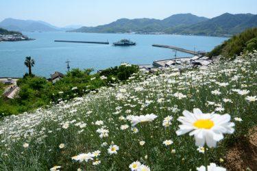 Six major islands that make up the Shimanami Kaido Cycling Course(Innoshima)