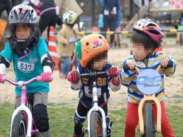 ストライダーが子供の自転車の練習に最適と評判