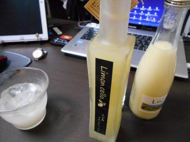 大三島のリモーネのリモンチェッロを最高の夏のカクテルにするレシピ