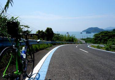 しまなみ海道の中で一番おすすめのサイクリングコースはどこ?大三島の南・西側外周コースが最高だと思う。